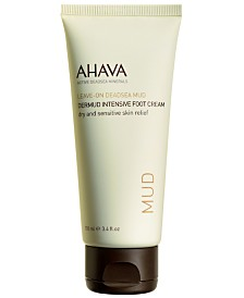 Ahava Dermud Intensive Foot Cream, 3.4 oz