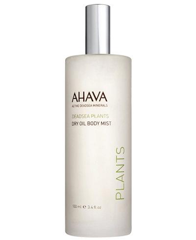 Ahava Dry Oil Body Mist, 3.4 oz