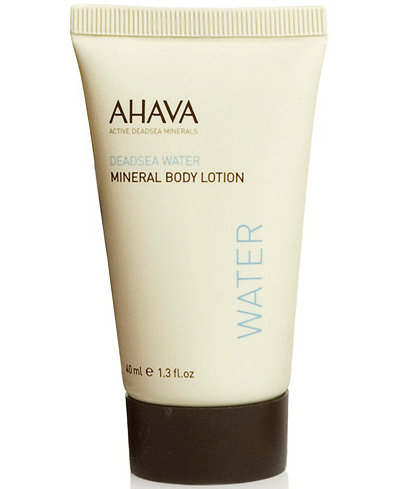 Ahava Mineral Body Lotion, 1.3 oz