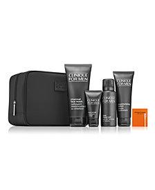 Clinique 6-Pc. Clinique For Men Great Skin Set