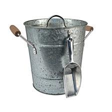 Artland Masonware Galvanized Ice Bucket with Scoop