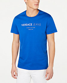 Versace Jeans Men's Logo Graphic T-Shirt