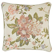 Croscill Carlotta Square Decorative Pillow