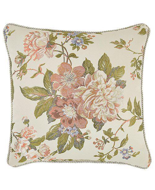 Croscill Carlotta Square Decorative Pillow