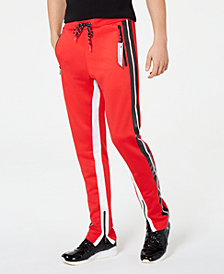 Versace Men's Zip-Ankle Joggers