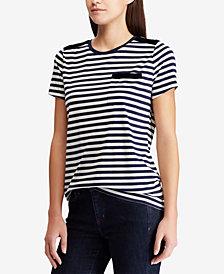 Lauren Ralph Lauren Pocket T-Shirt