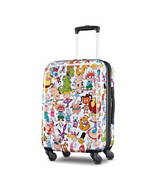 "Nickelodeon 90's 20"" Spinner Suitcase"