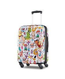 """American Tourister Nickelodeon 90's 20"""" Spinner Suitcase"""