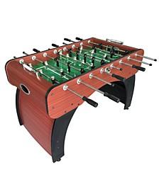 "Metropolitan 54"" Foosball Table"