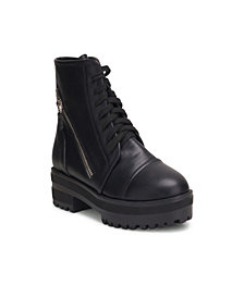 Wanted Urbanite Platform Hiker Bootie