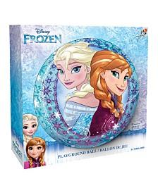 Hedstrom - 8.5 Inch Disney Frozen Rubber Playground Ball