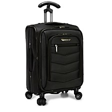 """Silverwood 21"""" Carry-On Softside Spinner"""