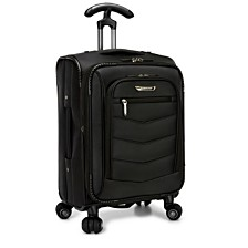 "Traveler's Choice Silverwood 21"" Softside Spinner"