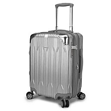 "Bell Weather Expandable 20"" Spinner Suitcase"