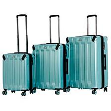 Triforce Ranger 3-Pc. Hardside Spinner Luggage Set