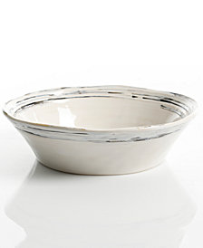 Gibson Laurie Gates Potenza Serving Bowl