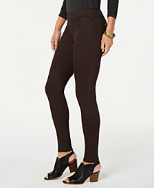 Style & Co Payton Pull-On Skinny Pants, Created for Macy's