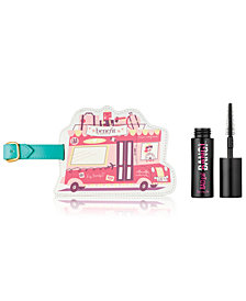 Receive a FREE Luggage Tag & Trial-Size BADgal BANG! Mascara with any $50 Benefit Cosmetics purchase