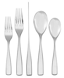 Nambé 45-Pc. Anna Flatware Set