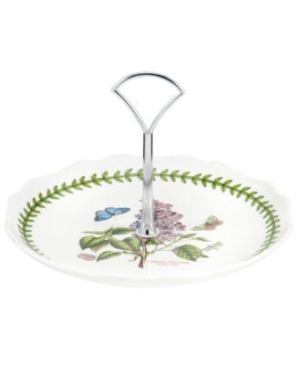 Serveware, Botanic Garden Lilac Server