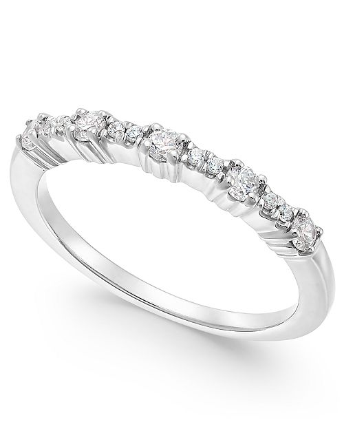 Macy's Diamond Band (1/4 ct. t.w.)