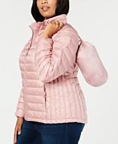 7c5da6c3b8850 Pink Womens Jackets   Apparel by 32 Degrees - Macy s