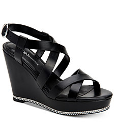 BCBGeneration Janice Wedge Sandals