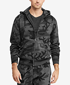 Polo Ralph Lauren Men's Camo Fleece Hoodie