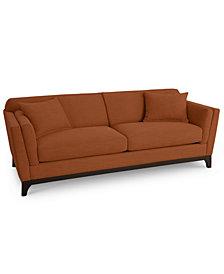 "Cistella 86"" Fabric Sofa, Created for Macy's"