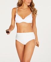 9fbf79127c5e8 Calvin Klein Underwire Bikini Top   Convertible Bottoms