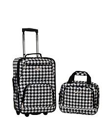 Rockland 2-Piece Kensington Luggage Set