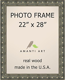 """Amanti Art Barcelona Champagne 22"""" X 28"""" Opening Wall Picture Photo Frame"""
