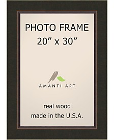 """Amanti Art Milano Bronze 20"""" X 30"""" Opening Wall Picture Photo Frame"""