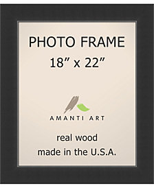 Amanti Art Steinway Black 11X14 Matted To 8X10 Opening Wall Picture Photo Frame