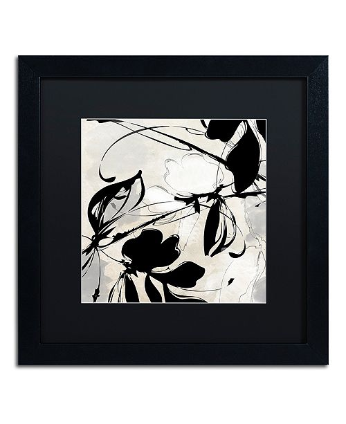 "Trademark Global Color Bakery 'Manifesto' Matted Framed Art, 16"" x 16"""