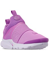 cf20bca70 Nike Little Girls' Presto Extreme Running Sneakers from Finish Line