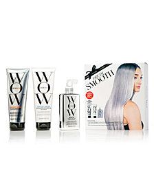 COLOR WOW 3-Pc. Dream Coat Smooth Holiday Set, from PUREBEAUTY Salon & Spa