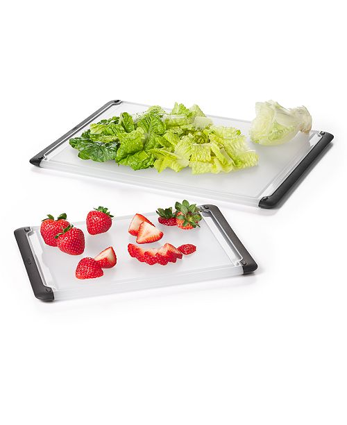 OXO 2-Pc. Cutting Board Set