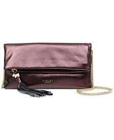 Radley London Hatfield Flapover Leather Crossbody