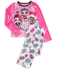 LOL Surprise! Big Girls 2-Pc. Pajama Set