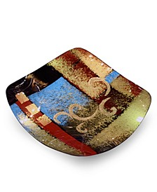 """13"""" x 13"""" Square Plate"""