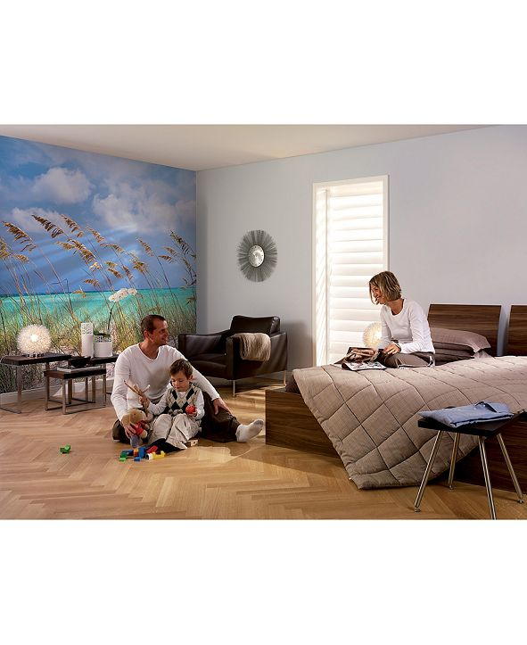 Brewster Home Fashions Ocean Breeze Wall Mural