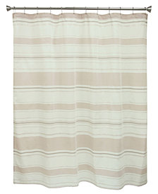Kayden Blush Shower Curtain