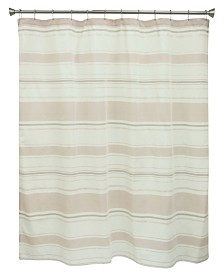 Kayden Blush Shower Curtain