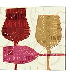 Colorful Wine I by Pela Studio
