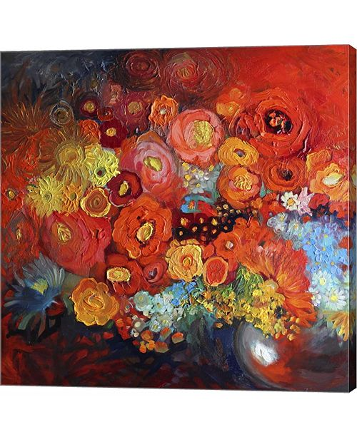 Metaverse Red Nature Mort by Oxana Zaika