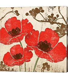 Poppies by P.S. Art Studios