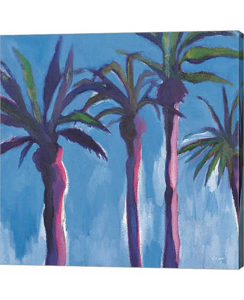 Metaverse Palm Trees Moro by Michael Clark