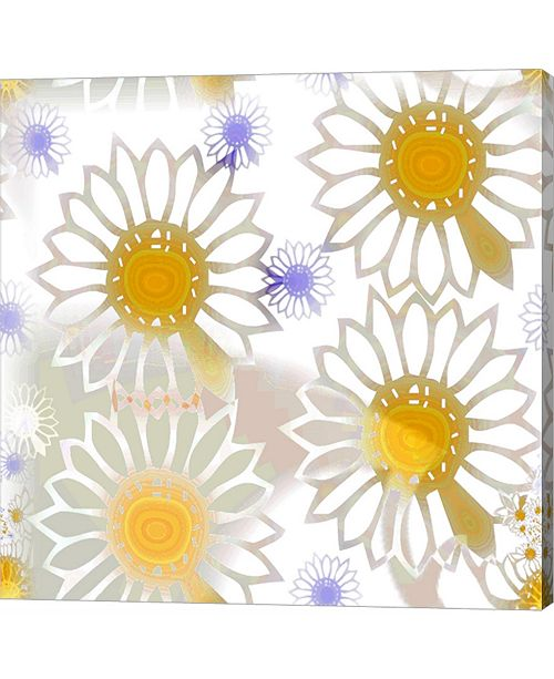 Metaverse Playful Daisies by Mindy Sommers