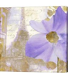Purple Paris I by Color Bakery